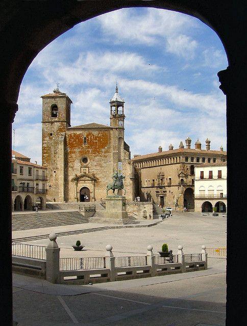 Trujillo, Extremadura  http://www.todoextremadura.com. Autor arnimschulz