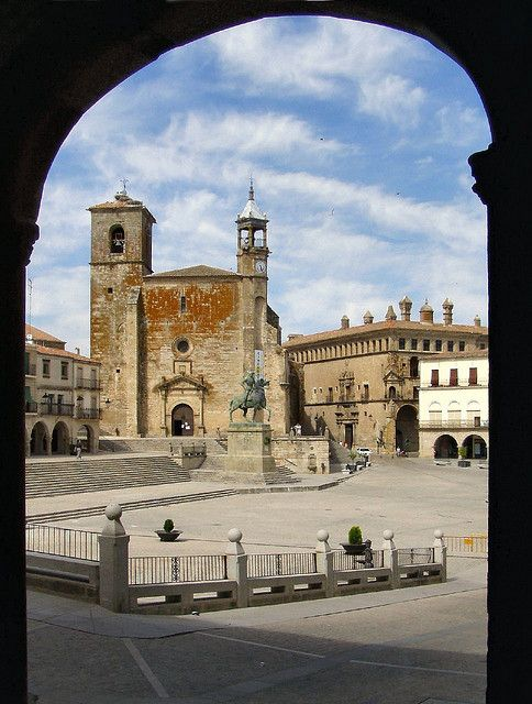 Trujillo, Extremadura - Spain
