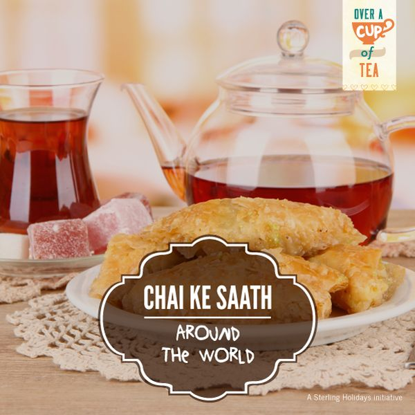 Do you have a tooth for these snacks? Check out these different munchables which'll spice up the vibrance of drinking #tea. #chai