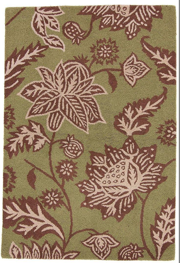 Carpetfine Handtuft Teppich 122x180