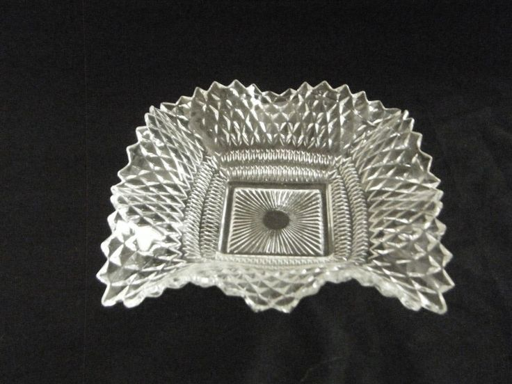 21 Best Eapg Early American Pattern Glass 1850 1910