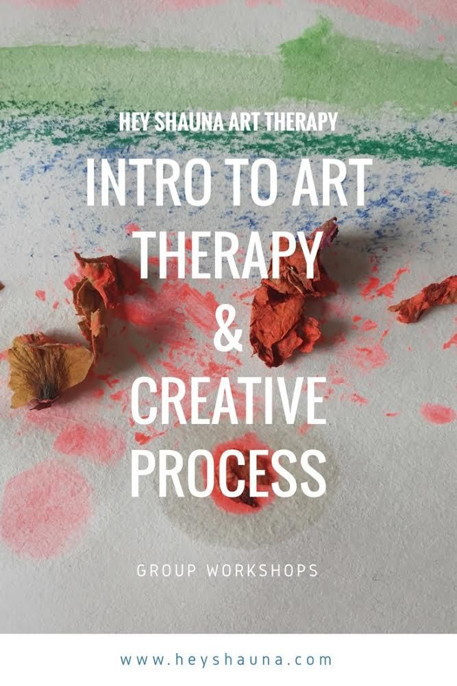 Workshops | School Counseling | Art therapy, Art