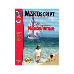 Beginning Manuscript - Modern Style Pre-K - 2  (eBook)