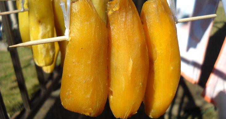 べっ甲色でやわらか美味しい干し芋の手作り☆☆☆目からうろこピーラーで剥いちゃうから簡単!早い!下げて干したら返す手間なし