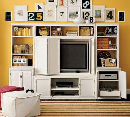 armario de entrada y television - Buscar con Google