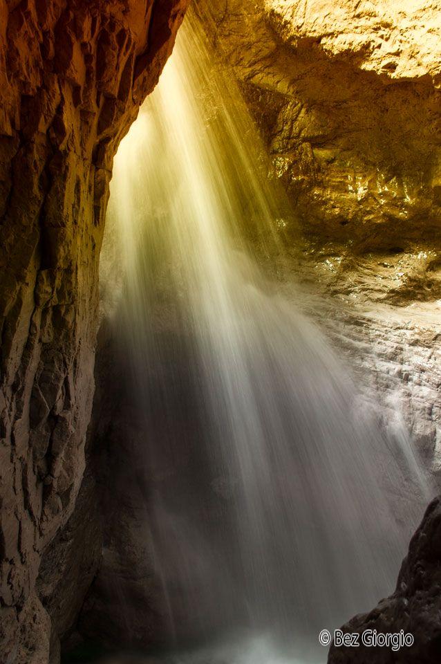 Cascata In valle del Mis  BELLUNO