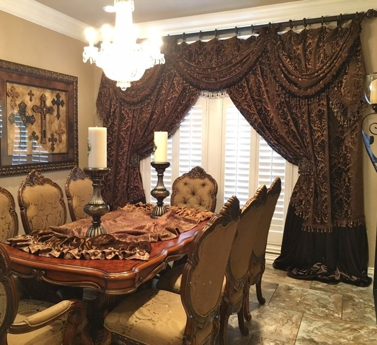 size full coverings italian treatments and on bathroom decor style tuscan kitchen windows window pinterest draperies curtains