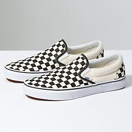 fb3314a600df00 Vans Classic Slip-On shoes. The original waffle bottom slip on skate shoe  that started it all since Forever imitated