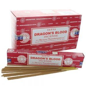 Wholesale Satya Dragons Blood Incense Sticks