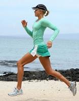 Running skirt!