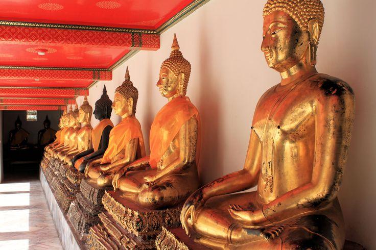 Buddhas in Bangkok!