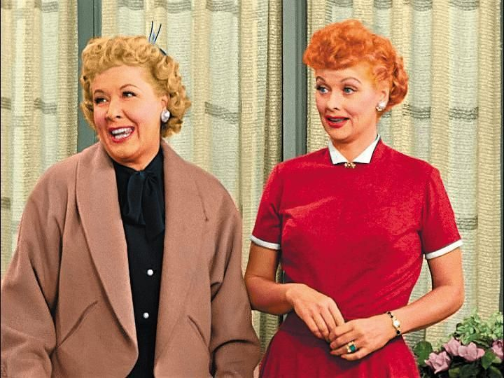 Lucy_and_Ethel_2 - Sitcoms Online Photo Galleries