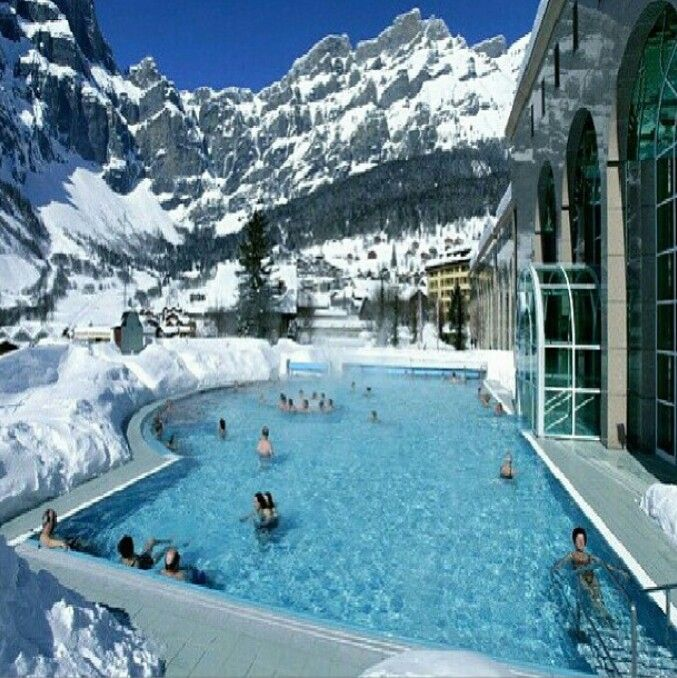 Loeche les bains switzerland switzerland pinterest for Les bains de lea spa