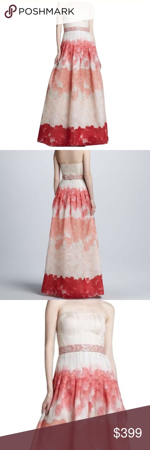 Kay unger maxi dress