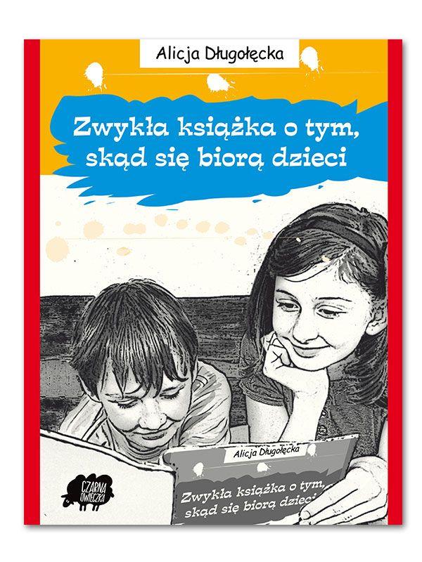 Przegląd książek o seksualności dla dzieci