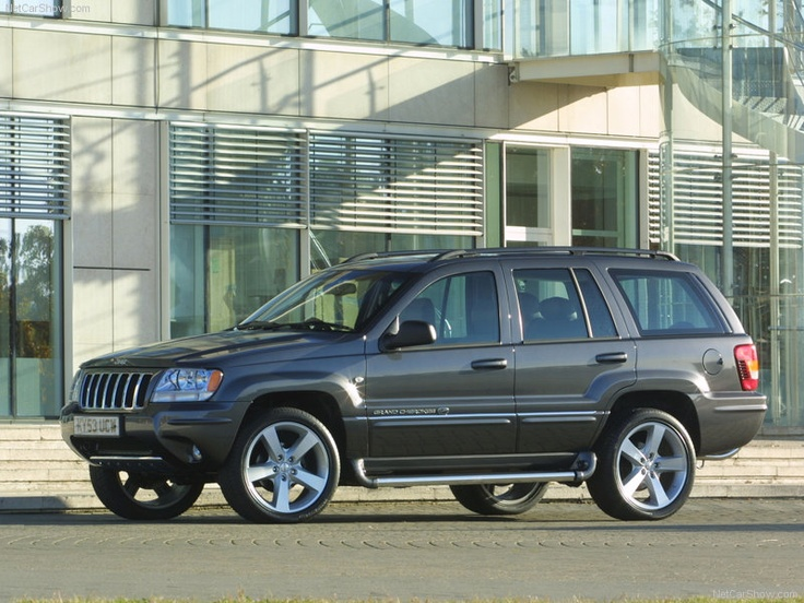 04 grand cherokee overland with factory grey rock rails i painted 04 grand cherokee overland with factory grey rock rails i painted the center bar black and kept the end caps factory grey jeep should have off fandeluxe Gallery
