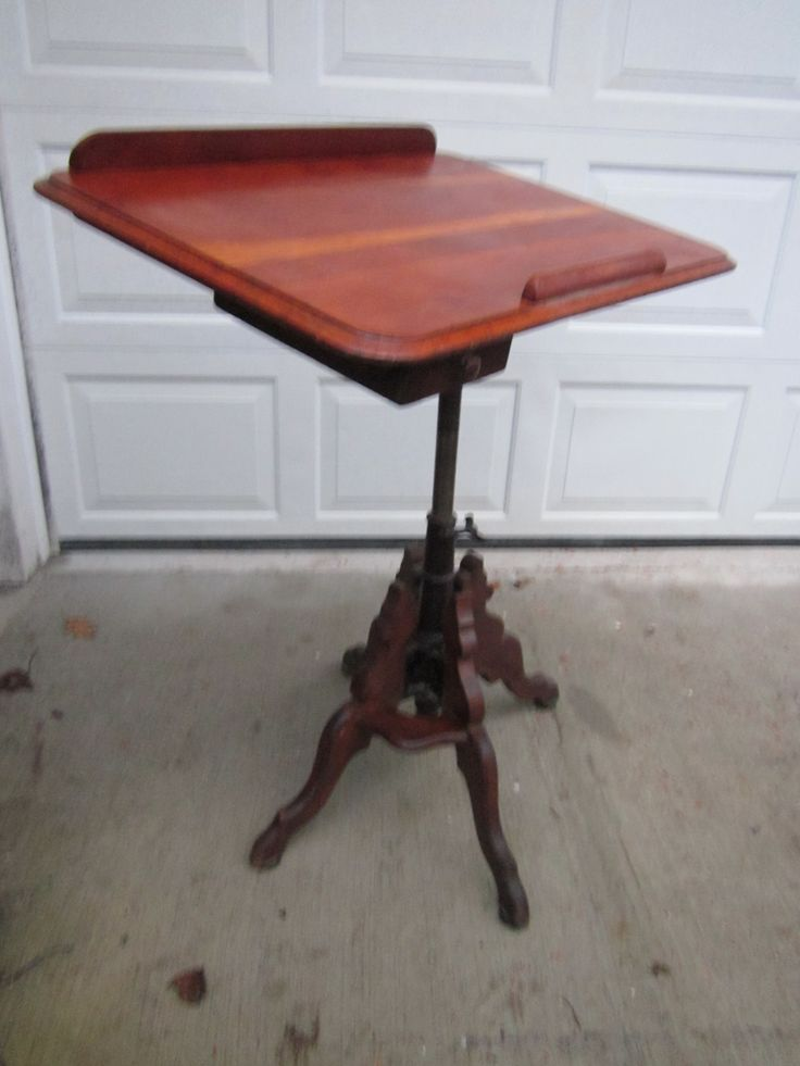 1880's Victorian drafting table