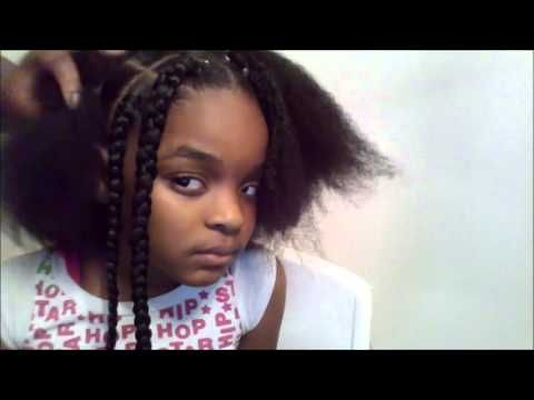 Kids Box Braids 2015 &25 hf4hs - YouTube