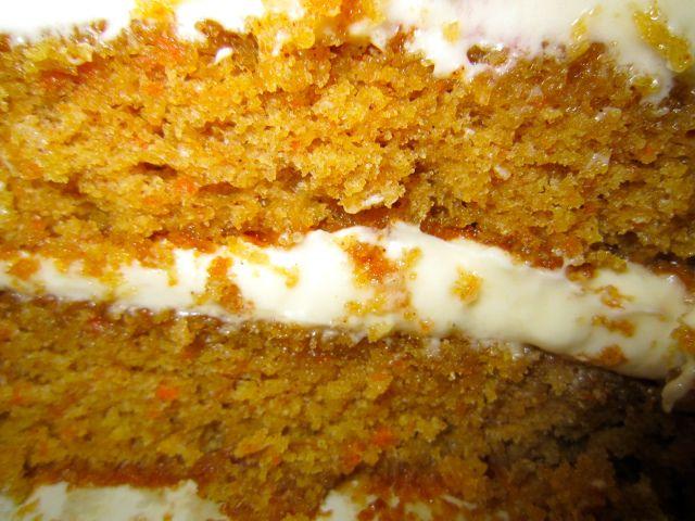 la mejor tarta de zanahoria!!!