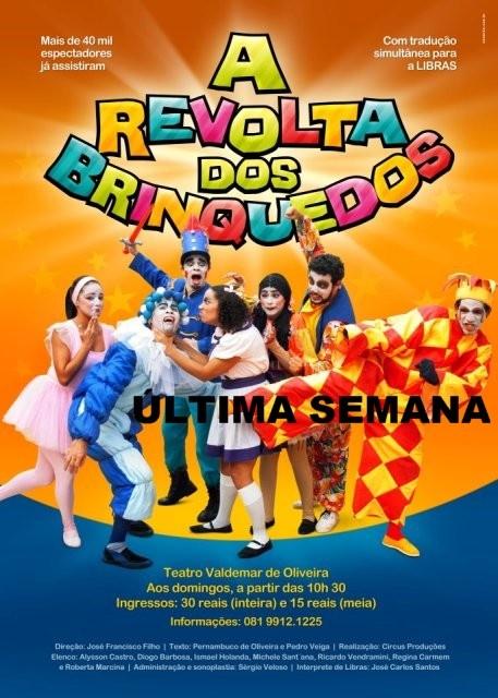 Ultima apresentacao neste domingo no #Teatro Valdemar de Oliveira em #Recife #VemGente