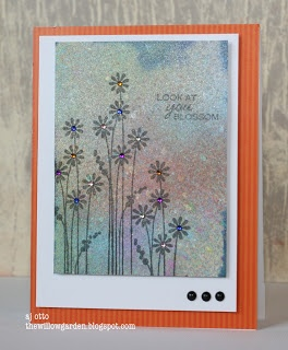 The Willow Garden: Gina K Designs Spring Parade Stamp TV hop