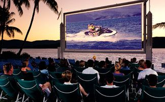 island cinema - Google Search