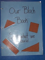 Love this idea for how to use shapes in the block area.