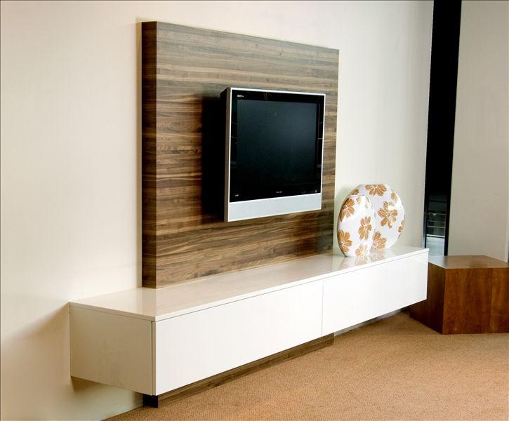 tv meubel zwevend - Google Search