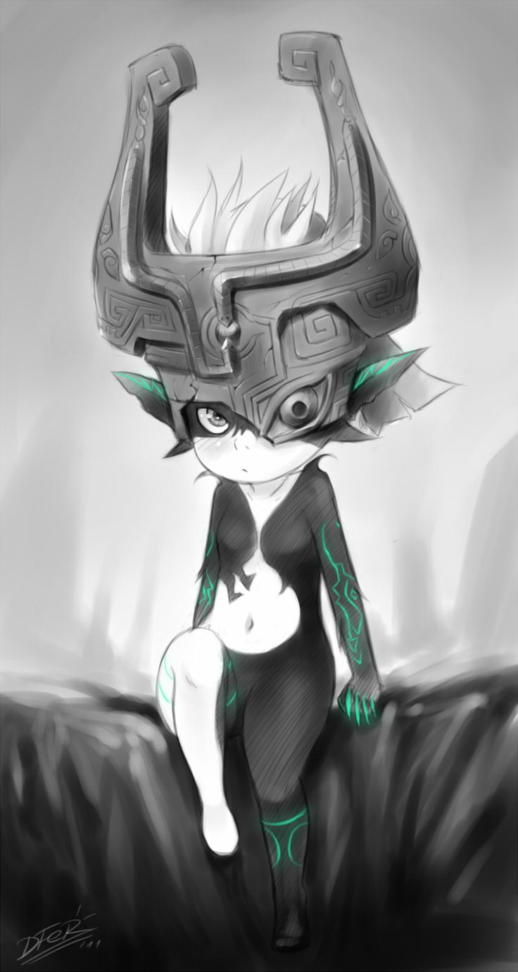 Midna by DFer32