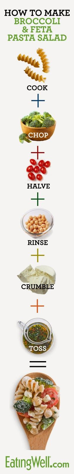 Interesting Presentation of The Recipe, also Delicious Healthy Pasta Salad Recipe