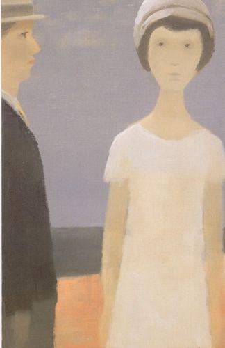 Jean-Paul Lemieux, Le couple, 19xx