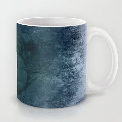 Afterlife Mug by Oscar Tello Muñoz - $15.00