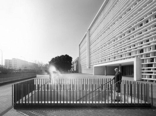 Universidad Politecnica de Valencia Expansion / Corell Monfort Palacios Arquitectos   ArchDaily
