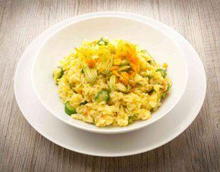ricetta risotto fiori gialli tarassaco