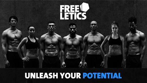"""Train like an athlete to look like an athlete <br>Freeletics offers high-intensity workouts to <br>get an athletic body simply by using your <br>bodyweight - no machines, no weights! <br>Click on """"...More"""" to find out why you should download the Freeletics app right now! <p>★★ The PRO version contains all the Freeletics workouts ★★<p>APP FEATURES <br>✓ High-intensity workouts with video tutorials <br>✓ Track your time for every workout with the Timer <br>✓ Follow your friends and compete…"""