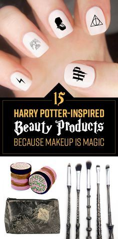 15 Harry Potter-Inspired Beauty Products Because Makeup Is Magic