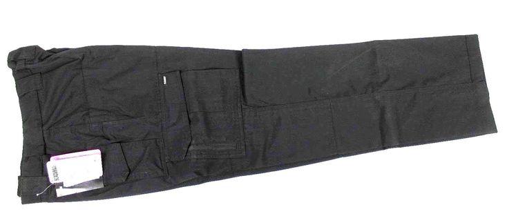 Blackhawk! Women's Black Lightweight Tactical Pants 38 X 31