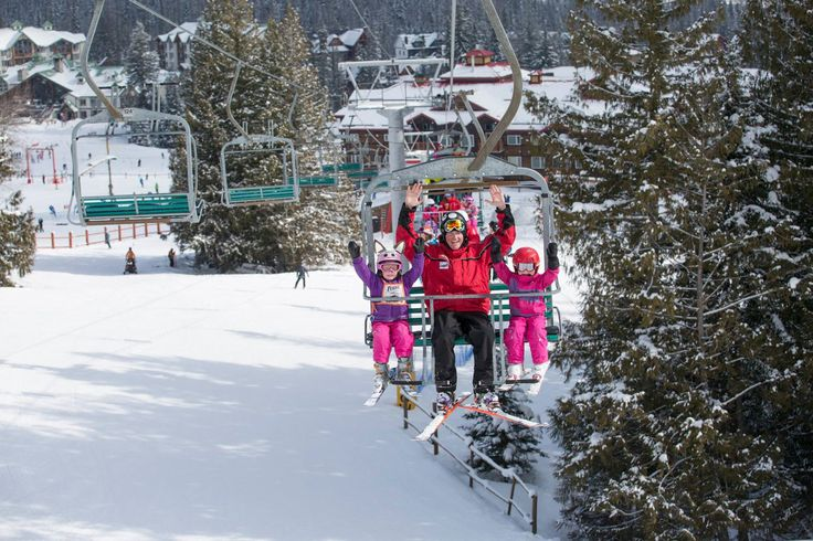 Check out our DAYCARE, SKI & PLAY AND SKI TRAXS options  For children over 18 months to 6 years old.