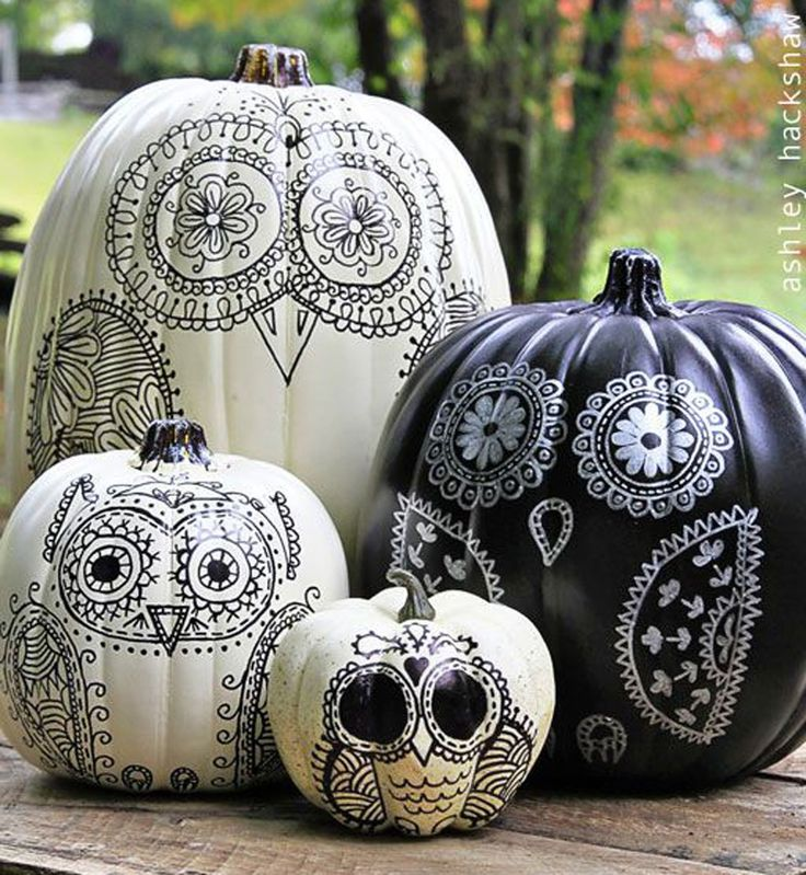 citrouille dia de los muertos halloween pinterest id es pour halloween deco facile et. Black Bedroom Furniture Sets. Home Design Ideas