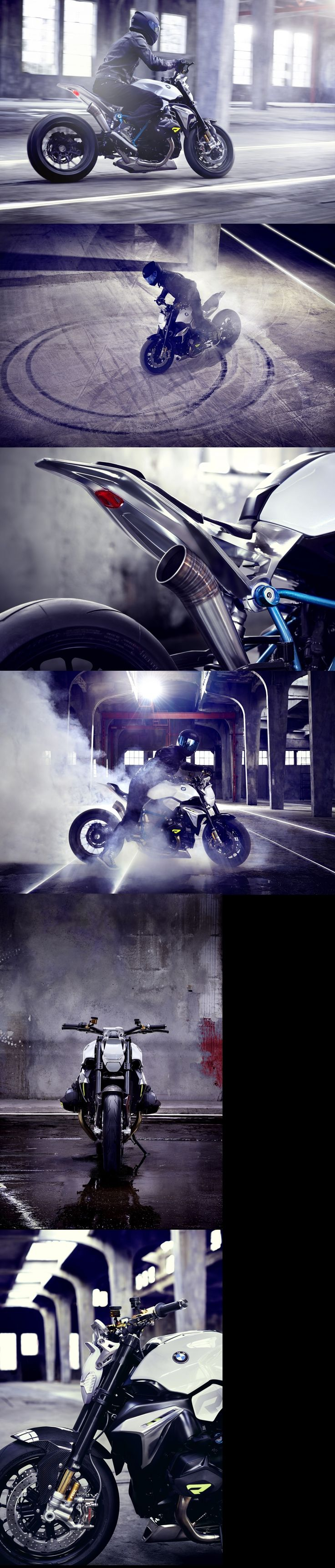 When #BMW i8 Meets a #Motorcycle, You Get This Slick Concept #Roadster Bike
