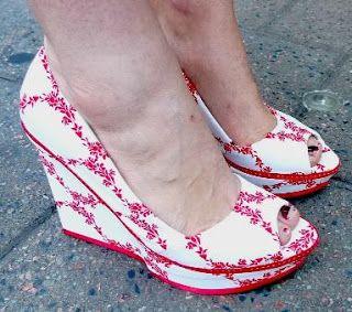 <h1>Como entelar zapatos (moda reciclada)</h1> : VCTRY's BLOG