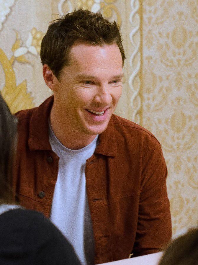 Marvel's Doctor Strange Benedict Cumberbatch Interview