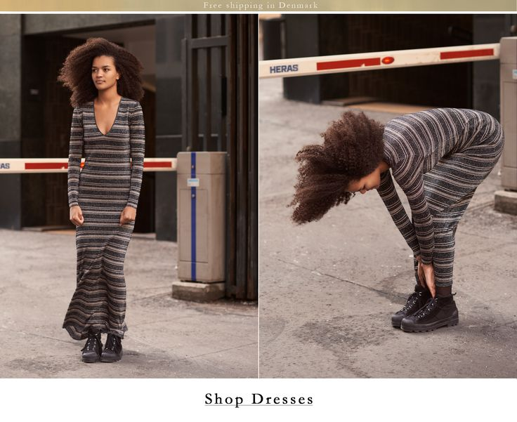 Creed Dress / STORM & MARIE