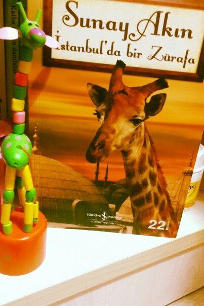 İstanbul'da Bir Zürafa -Sunay Akın