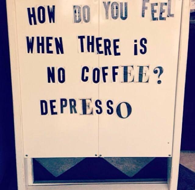 #depresso