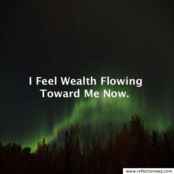 attracting money with the law of attraction #