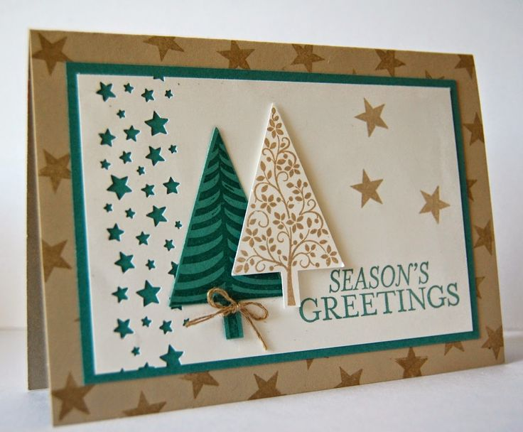 UK Independent Stampin' Up! Demonstrator - Julie Kettlewell: Another Stamp a Stack card
