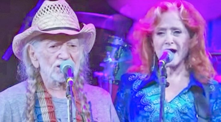 Country Music Lyrics - Quotes - Songs Willie nelson - Willie Nelson And Bonnie Raitt Join Forces For Epic Stevie Ray Vaughan Cover - Youtube Music Videos https://countryrebel.com/blogs/videos/willie-nelson-and-bonnie-raitt-join-forces-for-epic-stevie-ray-vaughan-cover