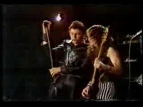 Iron Maiden - Running Free [Pop & Rock TV Show, 1980]