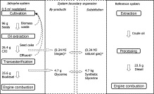 Life cycle assessment of Jatropha biodiesel as transportation fuel in rural India